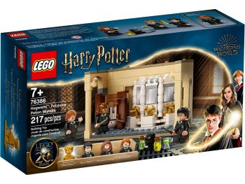 LEGO Harry Potter Bradavičarka: napaka s poligonalnim napojem 76386