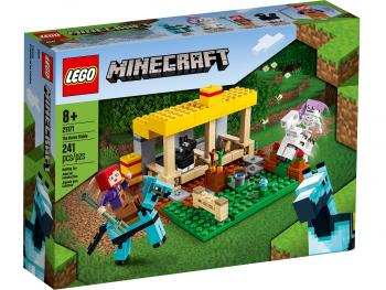 LEGO Minecraft Konjski hlev 21171