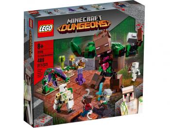 LEGO Minecraft Pošast iz džungle 21176