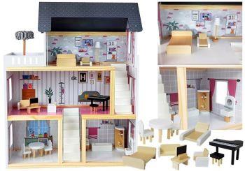 hiša za punčke