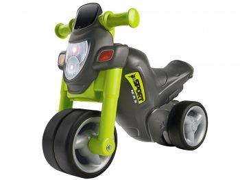 Poganjalec Big Sport Bike zelen 800056364