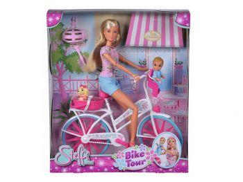 Steffi Love - kolesarska turneja