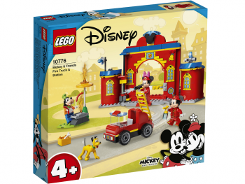 LEGO Disney Gasilska postaja za Mikija in prijatelje 10776
