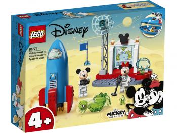 LEGO Disney Vesoljska raketa Mikija Miške in Mini Miške 10774