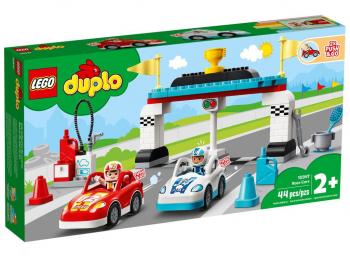 LEGO Duplo Dirkalna avtomobilčka 10947