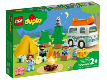 LEGO Duplo Družinska pustolovščina s kamperjem 10946