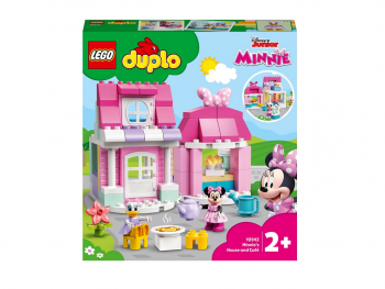 LEGO Duplo Minijina hiška in kavarna 10942