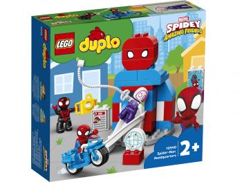 LEGO Duplo Spidermanova baza 10940