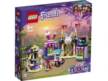 LEGO Friends Čarobne stojnice na sejmišču 41687