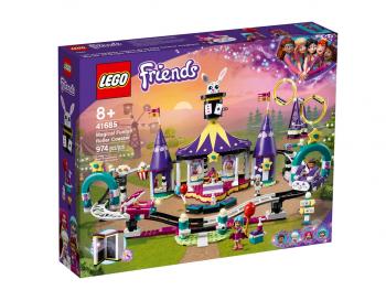 LEGO Friends Čarovniški vlakec smrti 41685