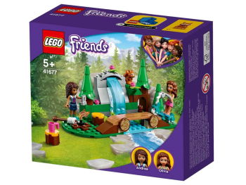LEGO Friends Gozdni slap 41677