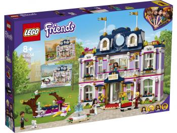 LEGO Friends Grand hotel v Heartlake Cityju 41684