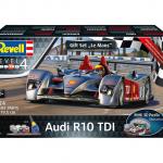 Revell Audi R10 TDI Le Mans + 3D puzzle Diorama 05682