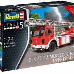 Revell DLK 23-12 Mercedes Benz 1419/1422 Limited Edition 07504