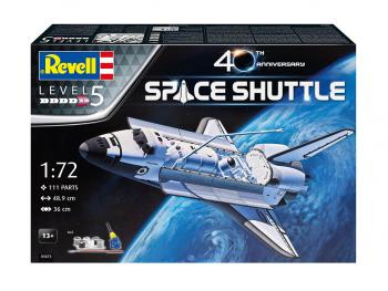 Revell maketa Space Shuttle 40th. Anniversary 05673