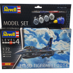 Revell model set Lockheed Martin F-16D Tigermeet 63844