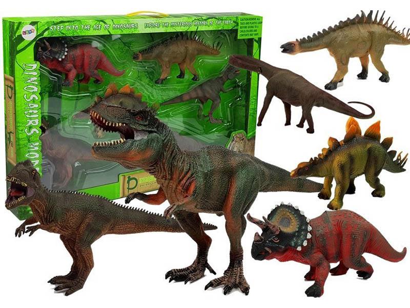 Set dinozavrov