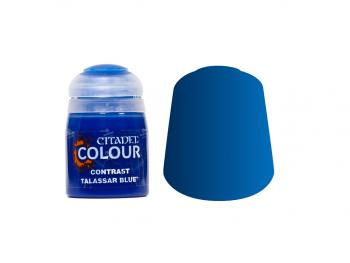 Warhammer barva Contrast Talassar Blue 29-39
