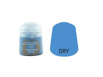 Warhammer barva Dry Chronus Blue 23-19