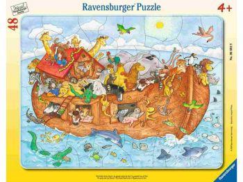 Sestavljanka Noetova barka 48 delne