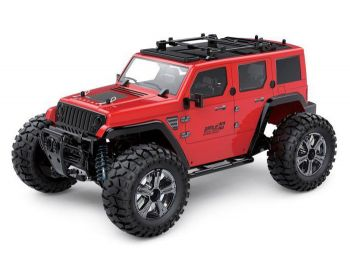 Brave 4x4 1:14 4WD 2.4GHz red