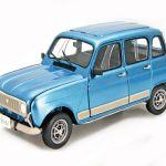Carson maketa avtomobila Renault 4GTL 1:24