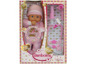 Dojenček BAMBOLINA 33 cm z zvokom