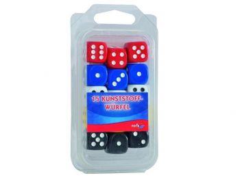 Igralne kocke 15 kosov Noris