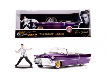 Kovinski avtomobil 1956 Elvis Presley Cadillac