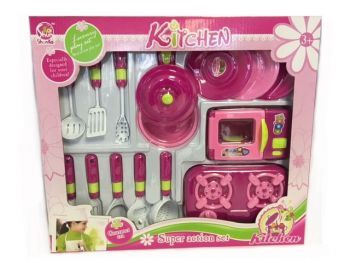 Otroška igrača set za kuhanje