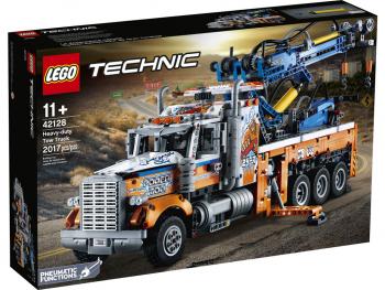 LEGO Technic Močno vlečno vozilo 42128