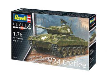 Revell M24 Chaffee 03323