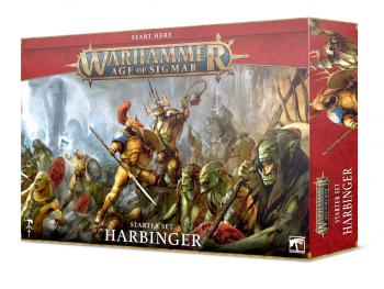 Warhammer Age of Sigmar Harbinger Starter Set