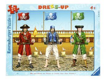 Sestavljanka pirati 27 delne