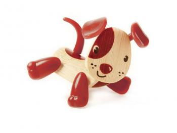 Hape Dog Psiček lesena figurica eigrace