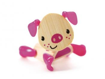Hape Pig Pujs lesena figurica eigrace