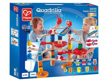 Hape Quadrillia Super vrtenje