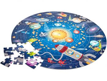 Hape puzzle Solarni sistem