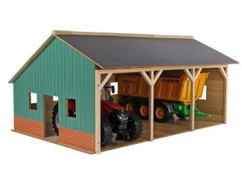 Igrača Kids Globe Lopa za 3 traktorje 610340 1:16