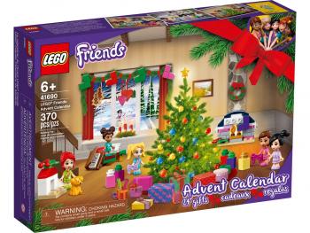 LEGO Friends Adventni koledar 41690