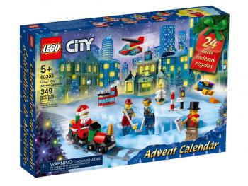 LEGO City Adventni koledar 60303