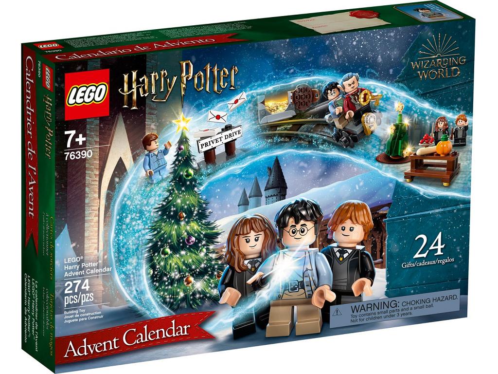 LEGO Harry Potter Adventni koledar 76390