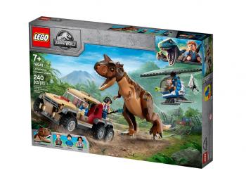 LEGO Jurassic World Lov na karnotavra 76941