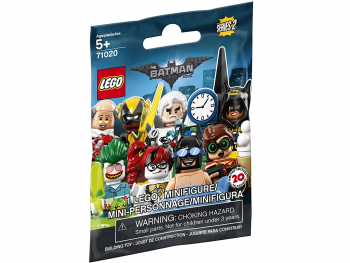 LEGO Mini figure Batman movie 71020