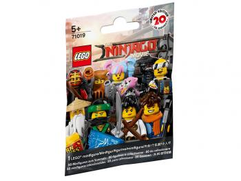 LEGO Mini figure Ninjago 71019