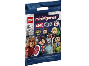 LEGO Mini figure Studio Marvel 71031