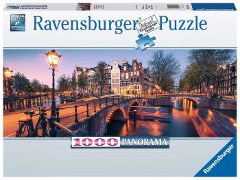 Sestavljanka Amsterdam 1000d
