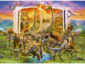 Sestavljanka Dinozaver učenjak 300 eigrace