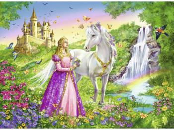 Sestavljanka Princesa 200 deln eigrace