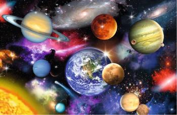 Sestavljanka Solarni sistem 300 eigrace